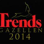 Pauwels Consulting - Trends Gazelles 2014 Moyennes Entreprises