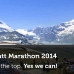 42 Kilometers to the top: Zermatt Marathon, here we come!