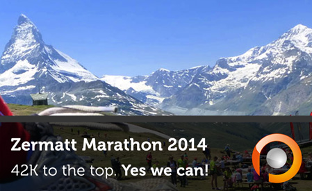 Zermatt Marathon - 42K to the top - Pauwels Consulting