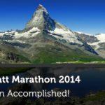 Marathon de Zermatt : Nous l'avons fait !