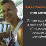 Ghyselinck. Niels Ghyselinck. Consultant en recrutement chez Pauwels Consulting.