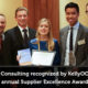 Pauwels Consulting Recognized by KellyOCG® as a Top Supplier - Pauwels Consulting
