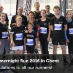 Midsummernight Run Ghent 2016