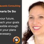 Planifiez votre avenir, travaillez dur pour atteindre vos objectifs et montrez-vous flexible