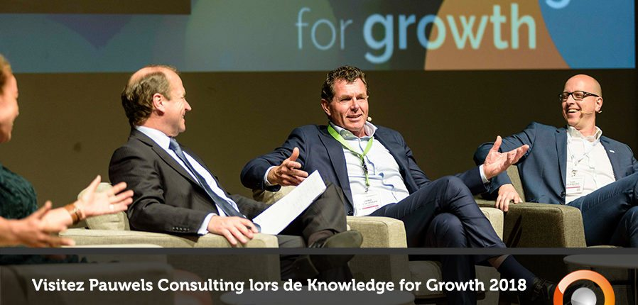 Knowledge for Growth 2018 - Pauwels Consulting FR
